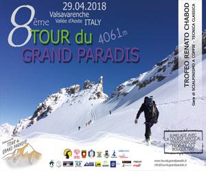 Tour grand paradis